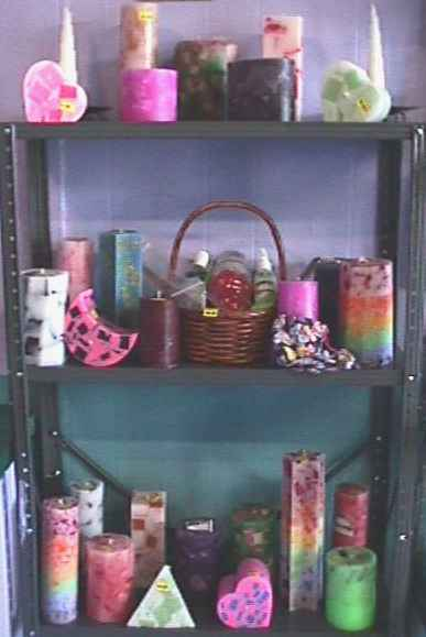 Culture Shock-Candles, Incense, Gifts